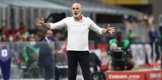 Stefano Pioli milan 0 punti
