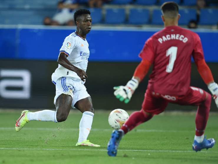Vinicius Junior gol