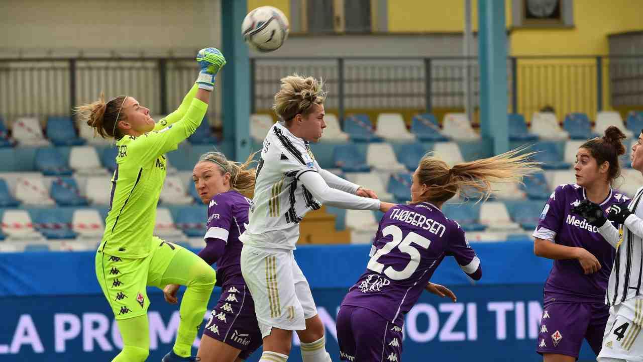 Juve-Fiorentina femminile - Getty Images