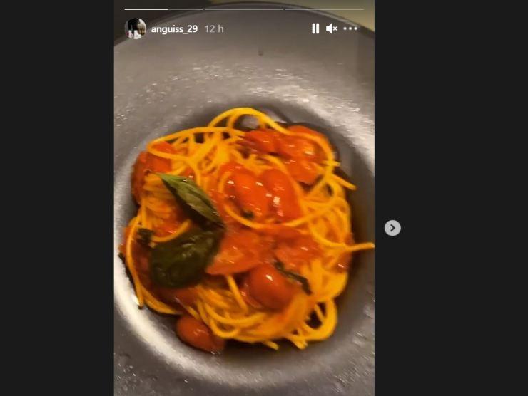 Zambo Anguissa Pastasciutta