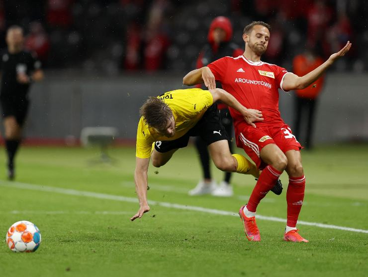 Union Berlin contrasto - Getty Images