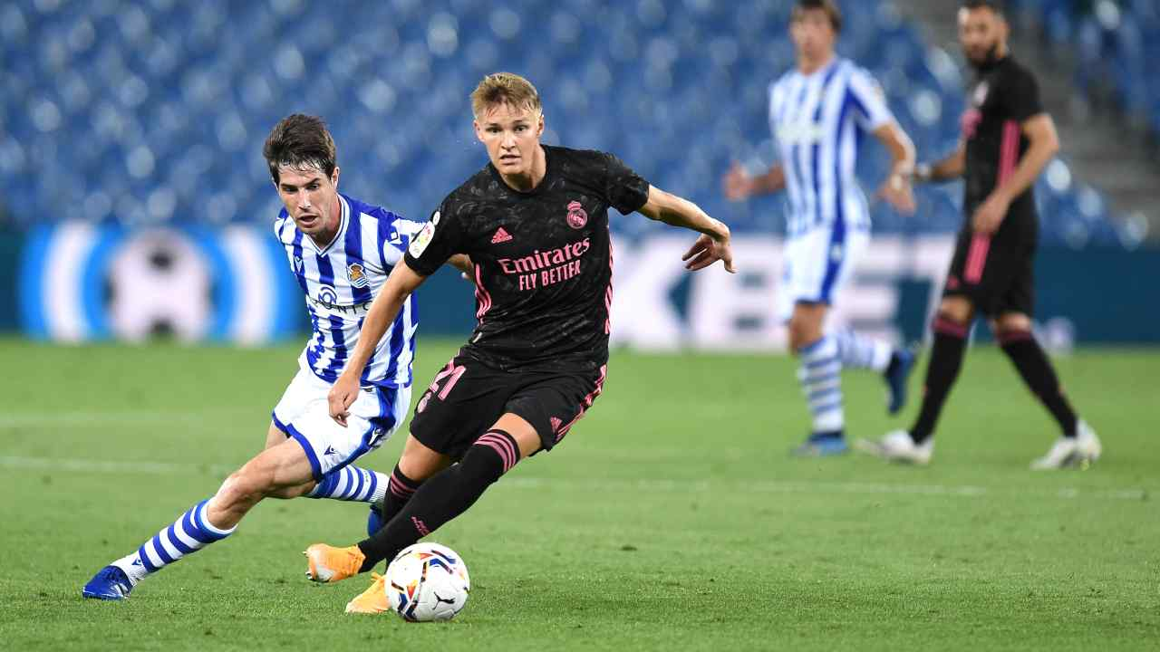 Martin Odegaard - Getty Images