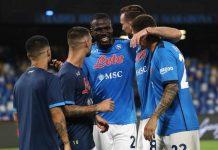 Napoli esulta - Getty Images