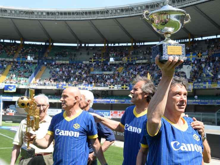 Campioni del Verona - Getty Images