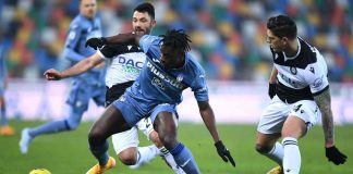 Zapata vs Udinese - Getty Images
