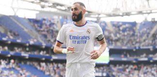 Karim Benzema - Getty Images