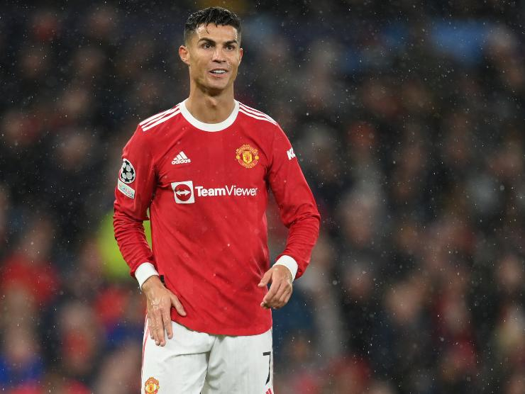 CR7 Manchester - Getty Images