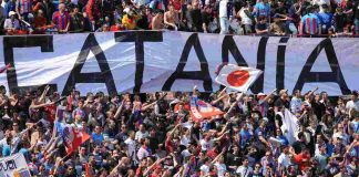 Catania calcio tifosi