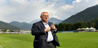 Lazio, furia Lotito contro i suoi