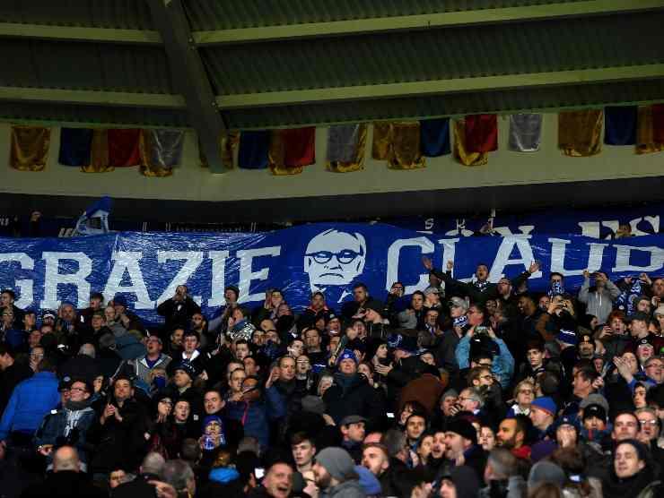 Claudio Ranieri Leicester tifosi