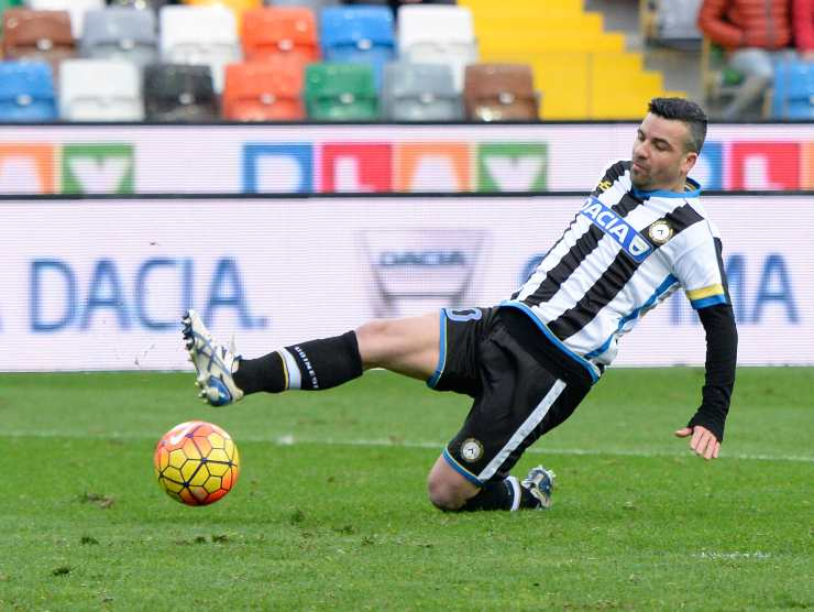 Di Natale in gol - Getty Images