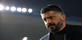 Gattuso, contatti con il Genoa