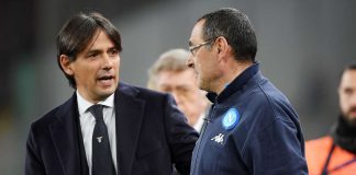 Inzaghi e Sarri - Getty Images