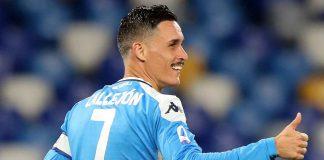 Jose Callejon Napoli
