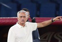 Jose Mourinho Roma