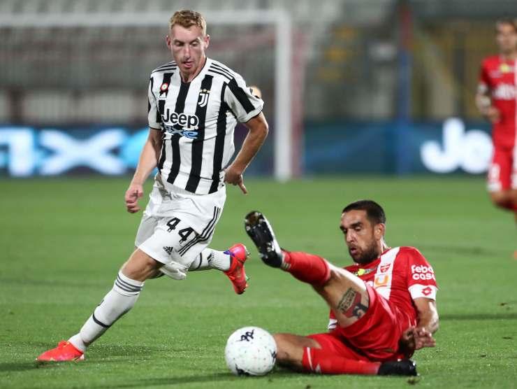 Kulusevski Juventus Monza