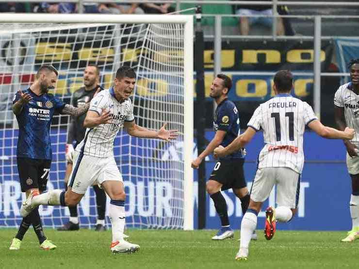 Malinovskyi Inter Atalanta