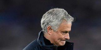 Mourinho record negativo roma