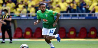 Neymar, annuncio ritiro