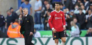 Solskjaer Cristiano Ronaldo