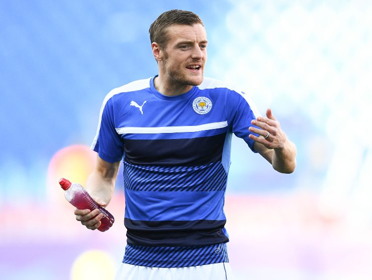 Vardy - Getty Images