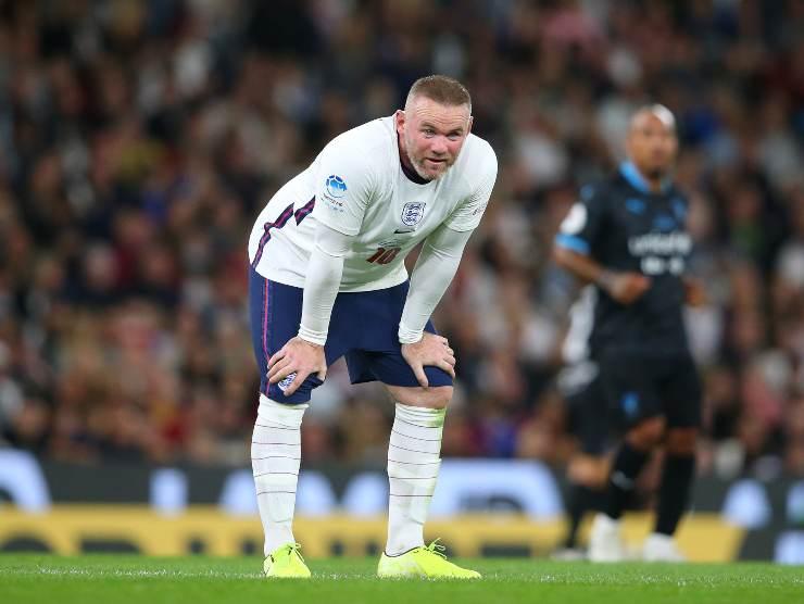 Wayne Rooney 2021