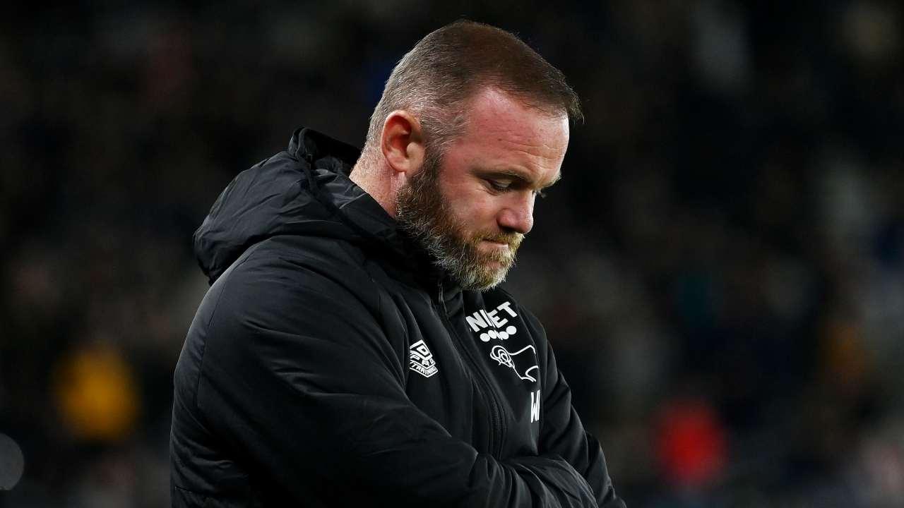 Wayne Rooney allenatore