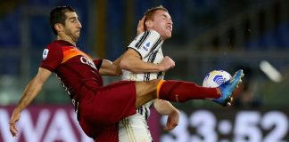 Juve-Roma contrasto - Getty Images