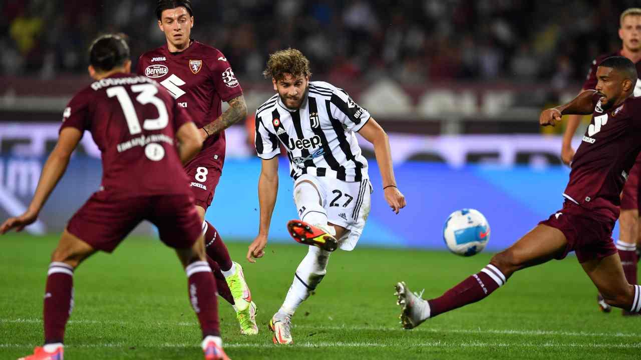 Locatelli gol derby - Getty Images