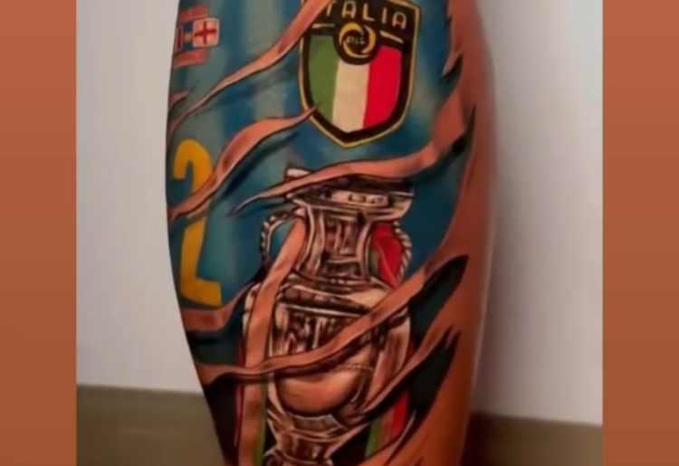 Tatuaggio di lorenzo
