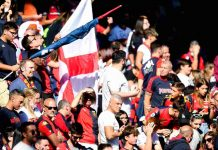 Genoa pubblico - Getty Images